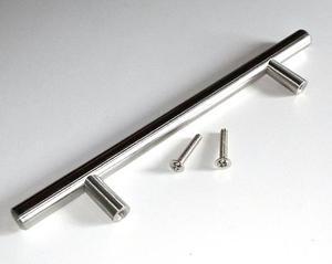 Tirador De Acero Inoxidable Macizo Alta Durabilidad 15.5cm