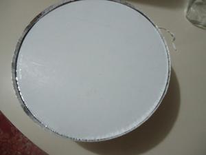 Contenedor De Aluminio Con Tapa Para Alimentos.