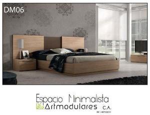 Dormitorios Adultos Minimalistas Artmodulares