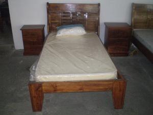 Dormitorios De Madera Saman