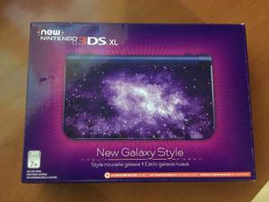 El Nuevo New Nintendo 3ds Xl Edicion Especial Galaxy Nuevo