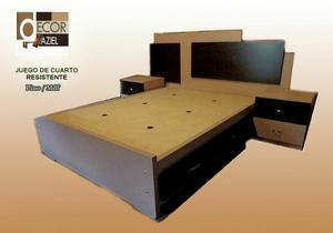 Vendo juego de dormitorio tama o king con posot class for Juego de dormitorio queen