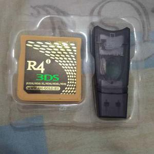 Memoria Adaptador R4 3ds