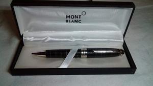 Bolígrafo Montblanc Meisterstuck Usado En Perfecto Estado