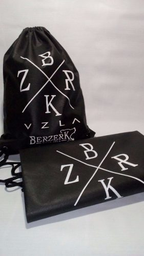Bolso De Gimnasio Tula Gymbag Marca Berzerk Cloth
