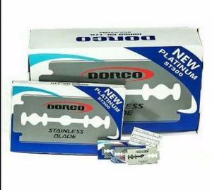 Hojilla Dorco Azul St300 Original (100 Unidades)