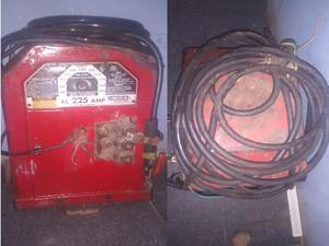 Maquina De Soldar Lincoln Ac225 Amp