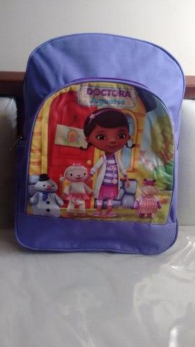 Morrales Sofia, Mickey, D. Jug Escolares Para Niños Y
