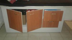 Mueble Ideal Para Camilla (remate Por Urgencia Económica)