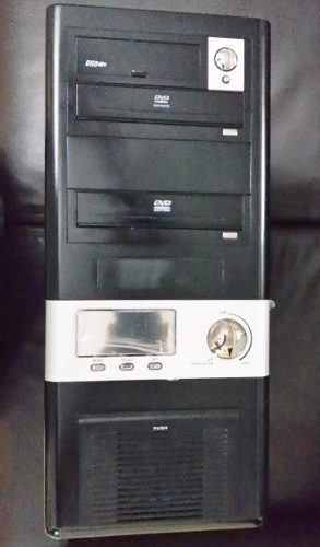 Remato Case Aguiler Con Fuente 500w Y Control De Temperatura