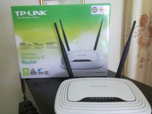 Router Wifi Wireless N 300mbps Tp Link Acepto Cambio
