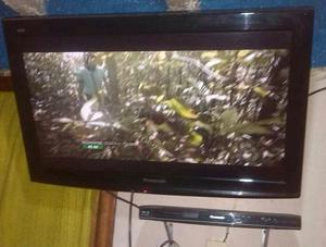 Vendo Tv Panasonic De 32 C/ Blueray Panasonic