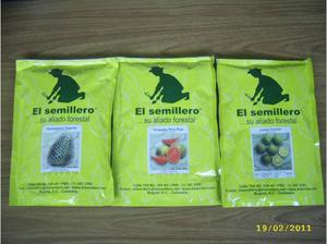 semillas forestales en venezuela
