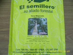 semillas forestales - suministro venezuela