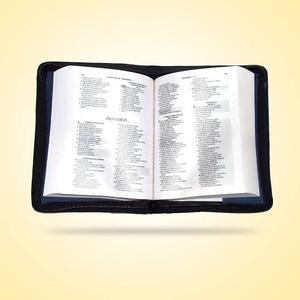 Biblia Reina Valera Con Forro (Promesas) Personalizable
