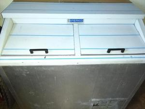 Enfriador Congelador 2 Puertas