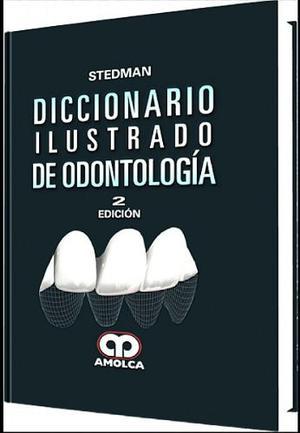 Libro (Stedman) Diccionario Ilustrado De Odontología.
