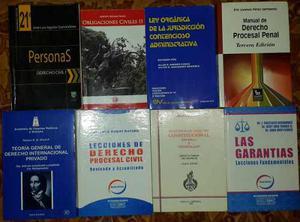Libros De Derecho Usados
