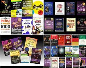 Libros De Educación Financiera En Pdf. Tu Mejor Inversión