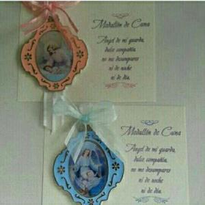 Medallón De Cuna Para Bebés