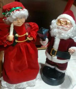 Muñeco Móvil De Navidad