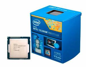 Procesador Intel Celeron G A 2.7 Ghz