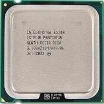 Procesador Intel Pentium D Eghz Socket 775