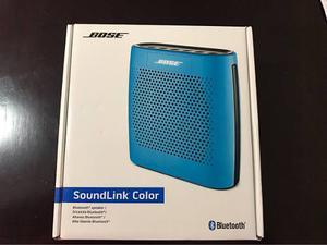 Bose Soundlink Color Portable