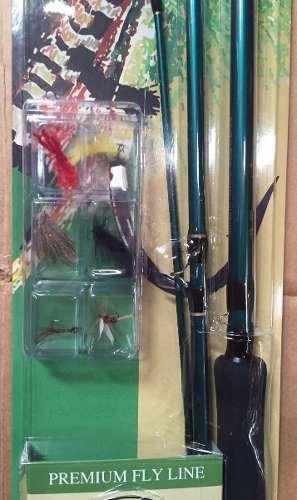 Caña Para Pesca Con Mosca Fly Fishing