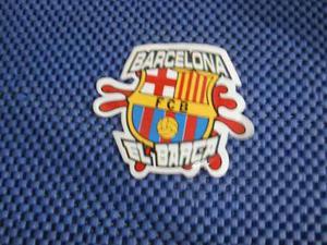 Calcomanía Del F. C. Barcelona