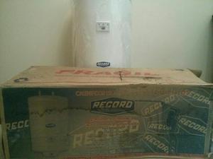 Calentador de Agua Marca Record 50 Lts.