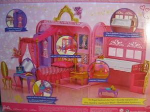 Casa De Barbie Escuela De Princesas Como Nuevo