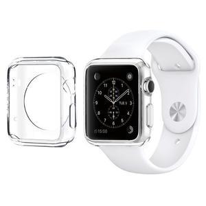 Forro Bumper Case Transparente Para Apple Watch Iphone 38mm