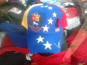 Gorra Tricolor 4f Al Mayor De 12 Piezas En Adelante
