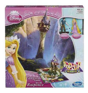 Hasbro- Disney Princess Pop-up Juego De Enredados (ingles)