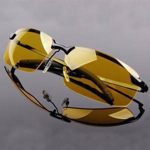 Lentes  Hombres Aviator Polarizadas Deporte Gafas De Sol