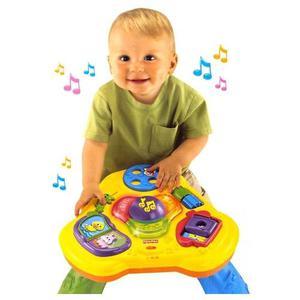Mesa Musical Con Actividades De Fisher Price !!!!!!!!!!!!!!!