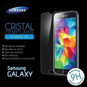 Protector De Pantalla Vidrio Templado Samsung S3 S4 S5 S6