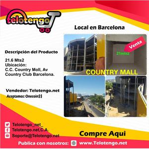 Venta de Local en Barcelona