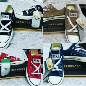 Zapatos Convers Corte bajo