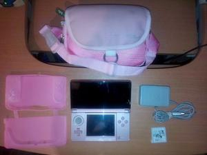 Nintendo Ds 3d Rosado