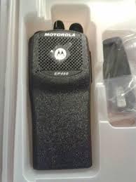 Radio Ep 450s Portatil Motorola Nuevo