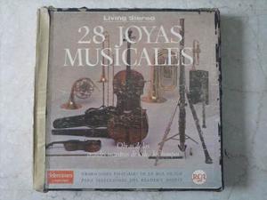 28 Joyas Musicales