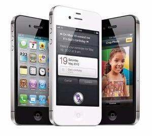 Apple Iphone 4s Liberado - Varios Colores