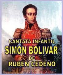 Cd Musica - Cantata Infantil Simón Bolívar De Rubén