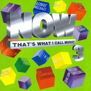 Cd Original Now That's What I Call Music 3