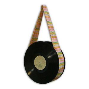 Discos De Acetato Usados Para Decoración De Los Grandes