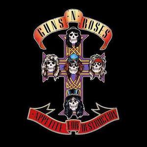 Guns N´ Roses - Appetite For Destruction (itunes)