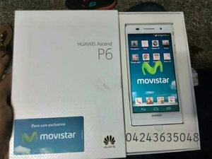Huawei Ascend P6 Desde 40bsf