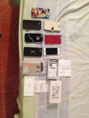 Iphone 5s Gold, 16gb Nuevo Vendo O Cambio Por Iphone 6